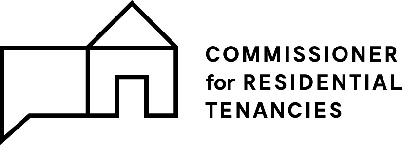 Commissioner for Residential Tenancies - logo